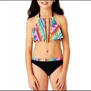 Girls' Sunset Sol Fashion MULTICOLOR XL 14/16